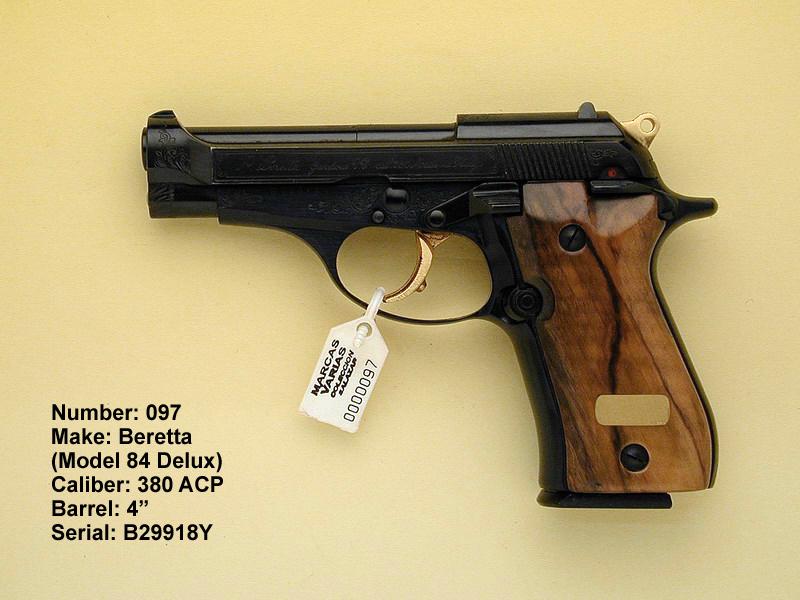 Beretta 97