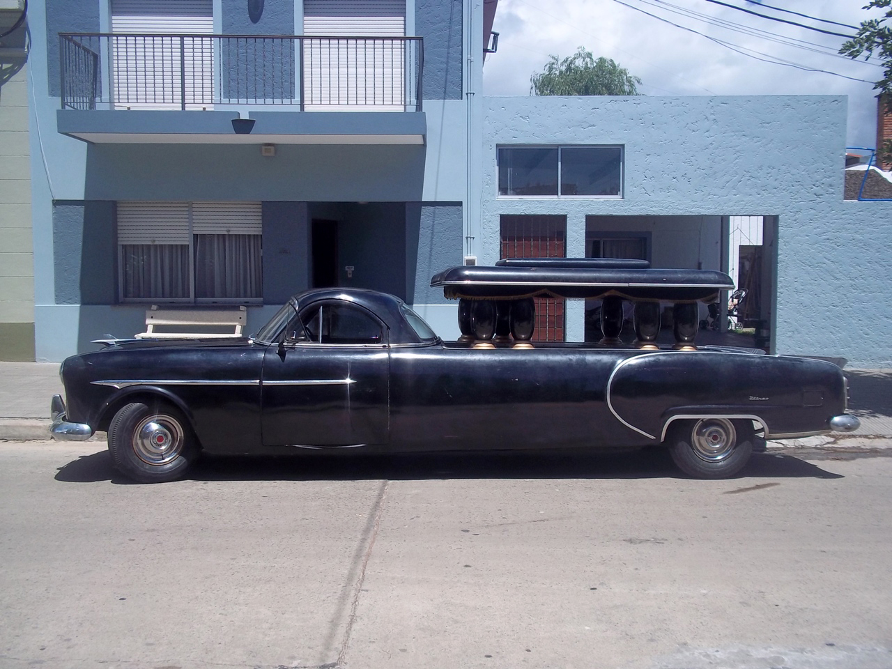 Amazing Rare 1951 Packard Hearse For Sale